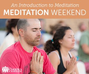 Meditation Weekend